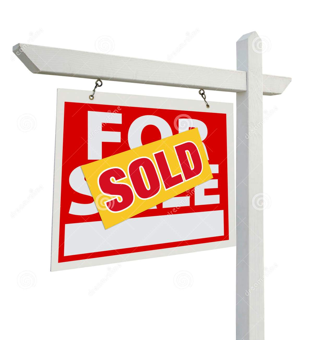For Sale Sold Sign: Hot Streak Continues For The Portland Housing Market!